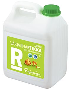 RAJAMÄEN LUOMU VÄKIVIINAETIKKA 3L