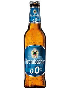 KROMBACHER PILS ALKOHOLITON 0% 0,33L
