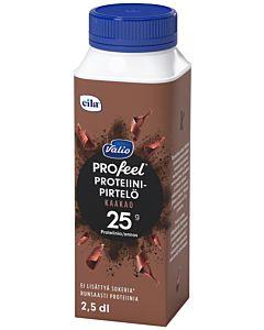 VALIO PROFEEL PROTEIINIPIRTELÖ KAAKAO 2,5DL LAKTOOSITON