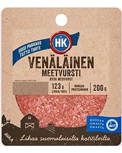 HK VENÄLÄINEN METVURSTI 200G GLUTEENITON