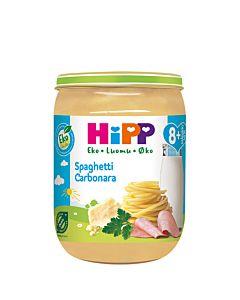 HIPP LUOMU SPAGHETTI CARBONARA 8KK