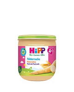 HIPP LUOMU PALSTERNAKKA SOSEENA 125G  4KK