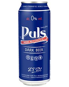 PULS ALKOHOLITON TUMMA OLUT 0%