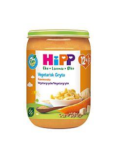 HIPP LUOMU KASVISVUOKA 12KK 220G