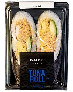 SAKESUSHI TUNA ROLL 2KPL/285G