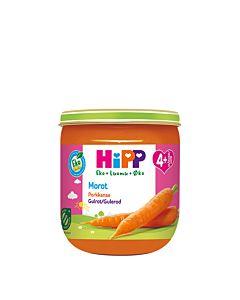 HIPP LUOMU PORKKANASOSE 4KK 125G