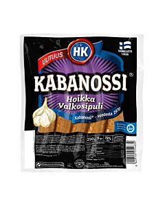 HK KABANOSSI HOIKKA VALKOSIPULI 250G
