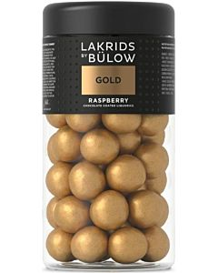 LAKRIDS BY BÜLOW GOLD RASPBERRY 295G GLUTEENITON