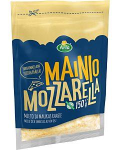 ARLA MAINIO MOZZARELLA-RAASTE 150G