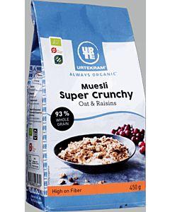 URTEKRAM LUOMU SUPERCRUNCHY MYSLI 450G