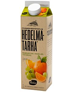 VALIO HEDELMÄTARHA MANDARIINI-HEDELMÄTÄYSMEHU 1L HEDELMÄLIHAA