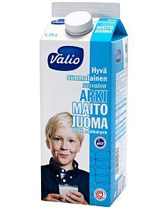 VALIO HYVÄ SUOMALAINEN ARKI RASVATON  MAITOJUOMA 1,75L