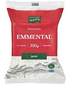 KUUSAMON JUUSTO EMMENTAL PUNALEIMA 300G