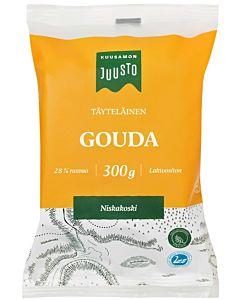 KUUSAMON GOUDA JUUSTO 300G