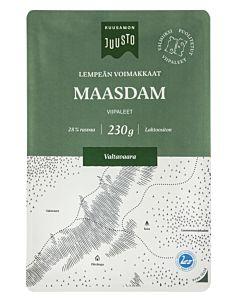 KUUSAMON JUUSTO MAASDAM VIIPALE 230G