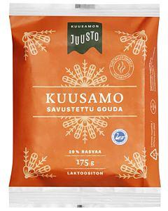 KUUSAMON JUUSTO SAVUSTETTU GOUDA 175G