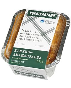 KOKKIKARTANO KINKKU-ANANASPASTA 650G LAKTOOSITON