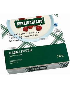 KOKKIKARTANO MANNAPUURO 300G
