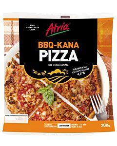 ATRIA BBQ-KANAPIZZA 200G