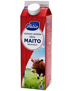 VALIO VAPAAN LEHMÄN TÄYSMAITO 1L
