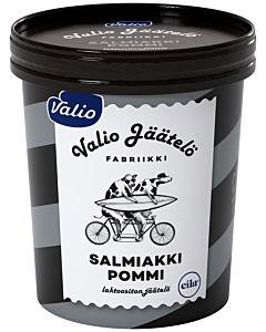 PAKASTE VALIO JÄÄTELÖ SALMIAKKIPOMMI 480ML LAKTOOSITON