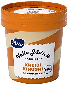 PAKASTE VALIO JÄÄTELÖ KREISI KINUSKI 150ML LAKTOOSITON
