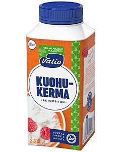 VALIO KUOHUKERMA 3,3DL LAKTOOSITON
