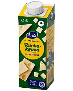 VALIO RUOKAKERMA 3 JUUSTOA 2,5DL UHT LAKTOOSITON