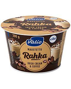 VALIO MAUSTETTU RAHKA IRISH CREAM & COFFEE 200G LAKTOOSITON