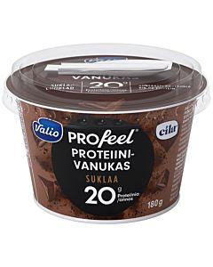 VALIO PROFEEL PROTEIINIVANUKAS SUKLAA 180G LAKTOOSITON