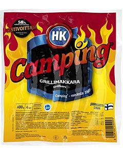 HK CAMPING GRILLIMAKKARA 400G GLUTEENITON