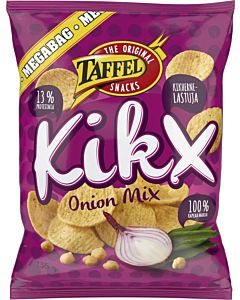 TAFFEL KIKX ONION MIX 235G