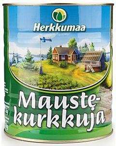HERKKUMAA MAUSTEKURKKU PIKKU PELTI 3.1/1.7KG