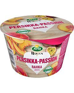 ARLA IHANA RAHKA PERSIKKA-PASSION 200G LAKTOOSITON