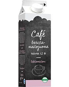 ARLA CAFÉ MAITOJUOMA 1,5% 1L LAKTOOSITON