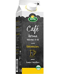 ARLA CAFE KERMA 1L LAKTOOSITON