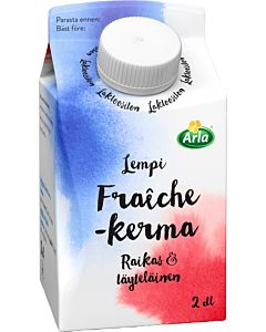 ARLA LEMPI FRAICHE KERMA 2DL LAKTOOSITON