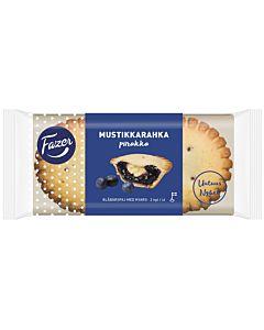 FAZER MUSTIKKARAHKAPIIRAKKA 2KPL/140G