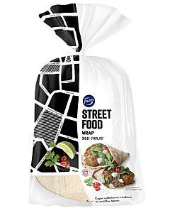 FAZER STREET FOOD WRAP 7KPL/315G