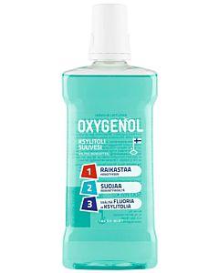 OXYGENOL 500ML XYLITOL SUUVESI