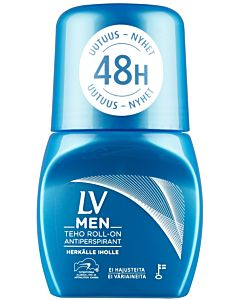 LV 60ML TEHO  ROLL-ON  ANTIPERSPIRANTTI BIG BALL