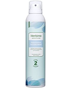 HERBINA 250ML HIUSKIINNE SENSITIVE EXTRA STRONG HAJUSTEETON
