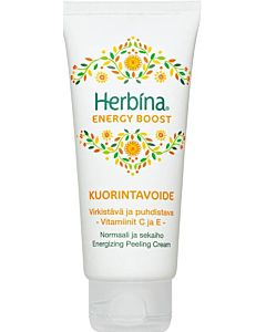 HERBINA 75ML ENERGY BOOST KUORINTAVOIDE