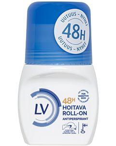 LV 60ML HOITAVA  ROLL-ON 48H  ANTIPERSPIRANTTI