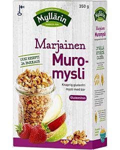 MYLLÄRIN MARJAINEN MUROMYSLI 350G GLUTEENITON