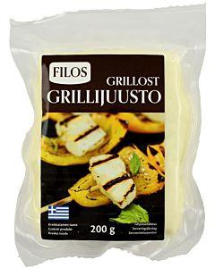 FILOS GRILLIJUUSTO 200G