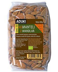 ADUKI MANTELI LUOMU 400G