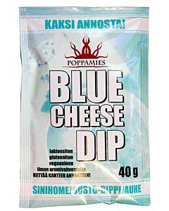 POPPAMIES BLUE CHEESE DIP DIPPIJAUHE 40G