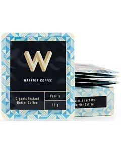 WARRIOR COFFEE LUOMU VANILJA INSTANT VOIKAHVI 6X15G