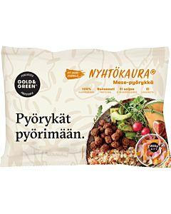 GOLD&GREEN® NYHTÖKAURA™ PYÖRYKKÄ 200G MEZE